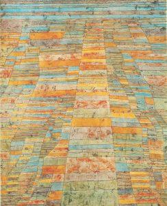 "Paul Klee ""Wege und Nebenwege"""