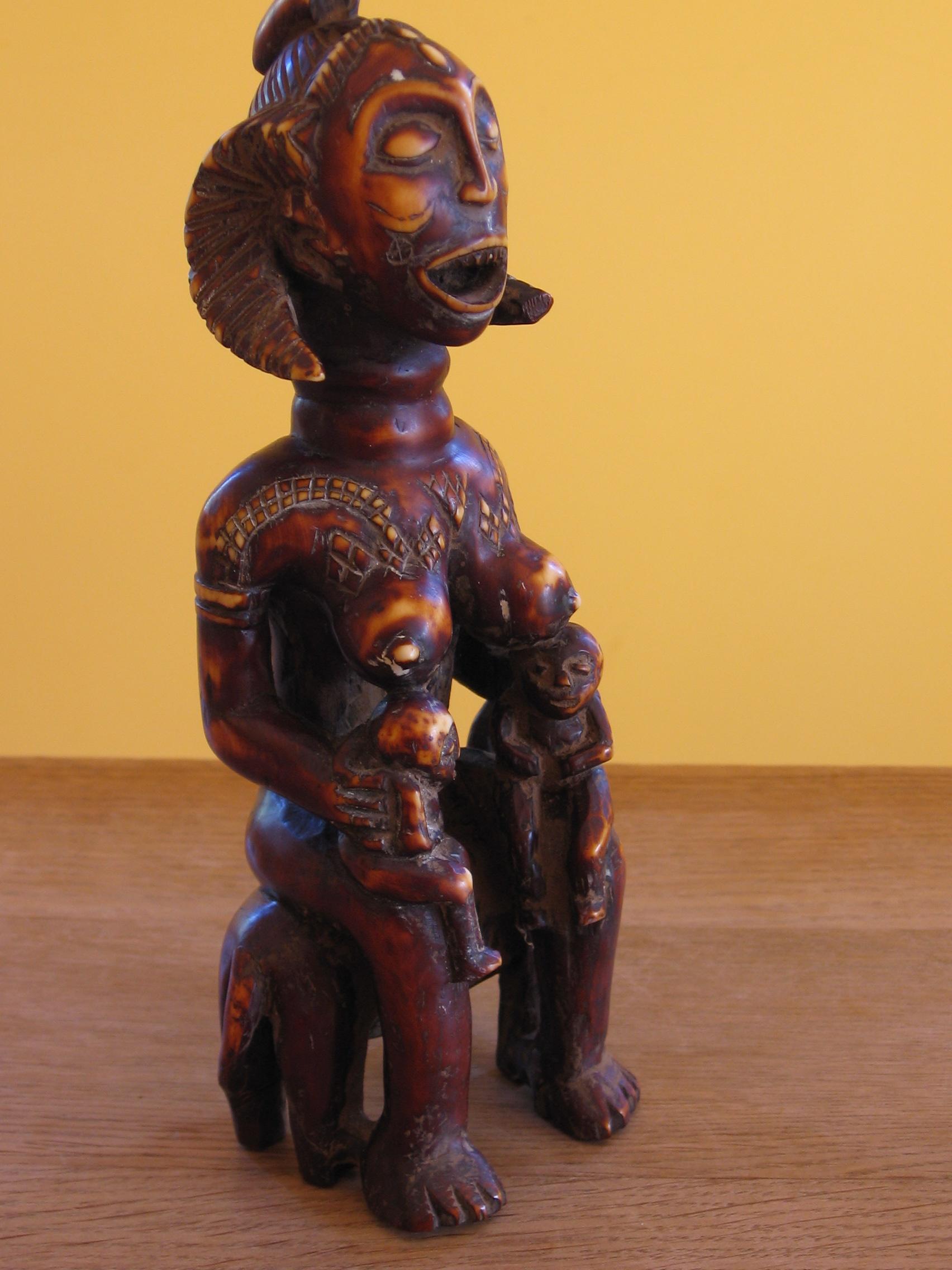 Suche Afrikanische Frau